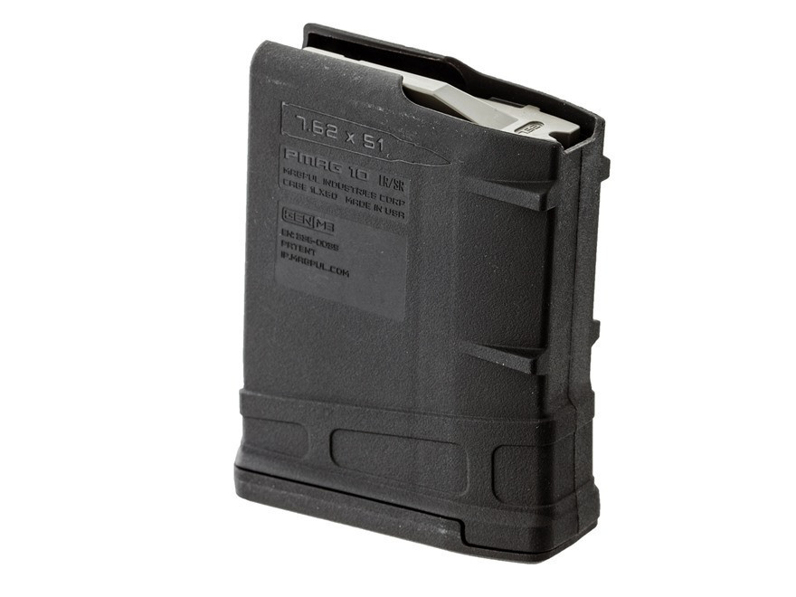 10RD PMAG 7.62, Wyoming Arms