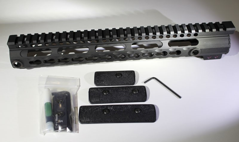 Wyoming Arms, AR-15, 308G2SSK, Handguard, shooting, rifle, gun, tactical, firearm, hunting, professional, competition, carbine