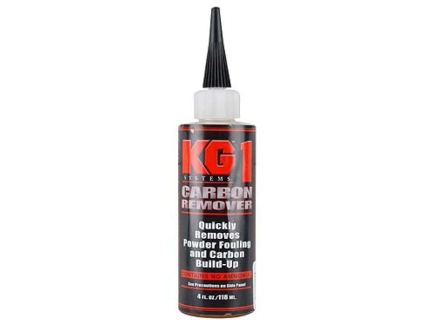 KG-1 4 OZ CARBON REMOVER, Wyoming Arms