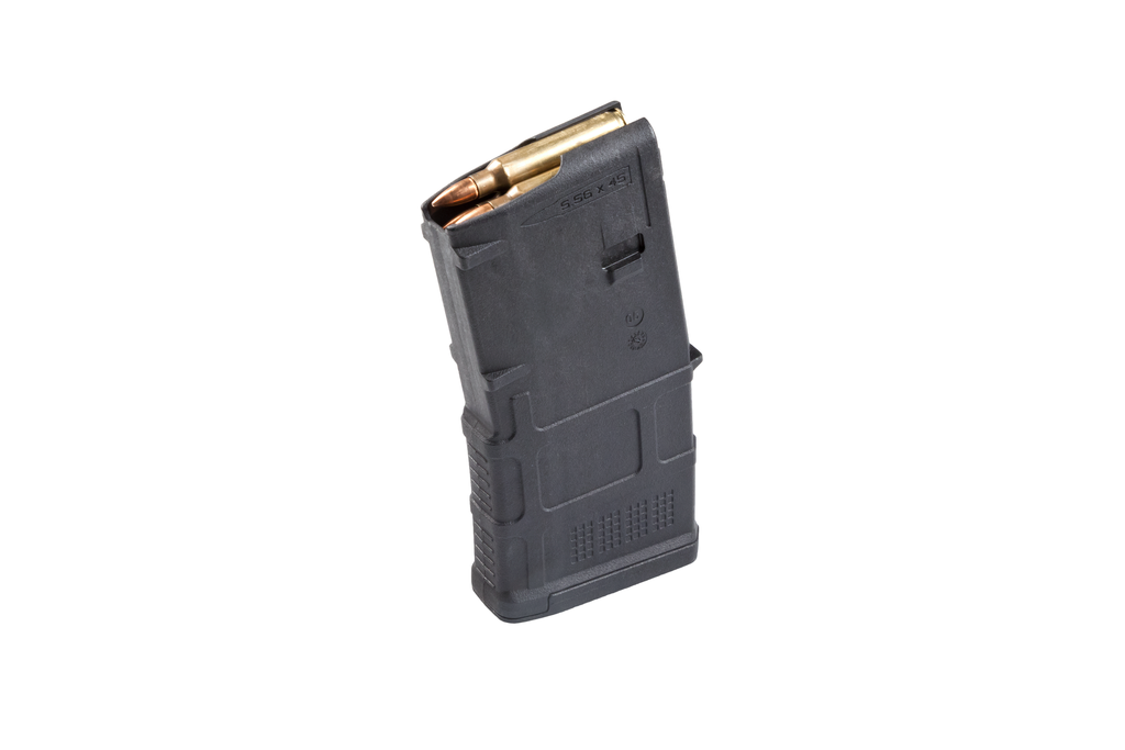 Wyoming Arms, AR-15, shooting, rifle, gun, tactical, firearm, hunting, professional, competition, carbine, PMAG 20, MAG560-BLK