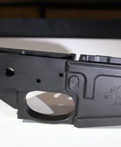 billett lower, BUILD RIFLE, CUSTOM RIFLE, AR-15, WYOMING ARMS