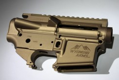 forged lower receiver, CUSTOM RIFLE, BUILD RIFLE, WYO, WYOMING ARMS