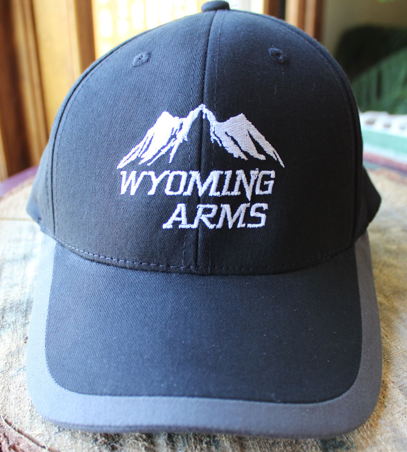Wyoming Arms Logo Black Hat
