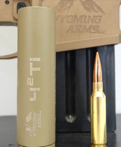 42TI Titanium Suppressor